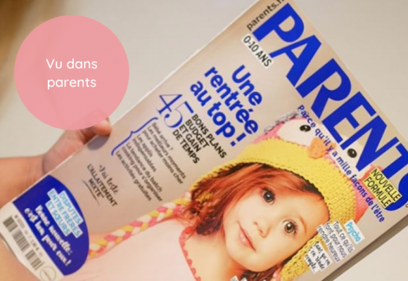 Parents Magazine parle de Lib&Lou